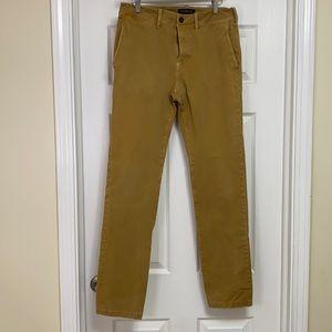 American Eagle khaki men's pants 31 x 34